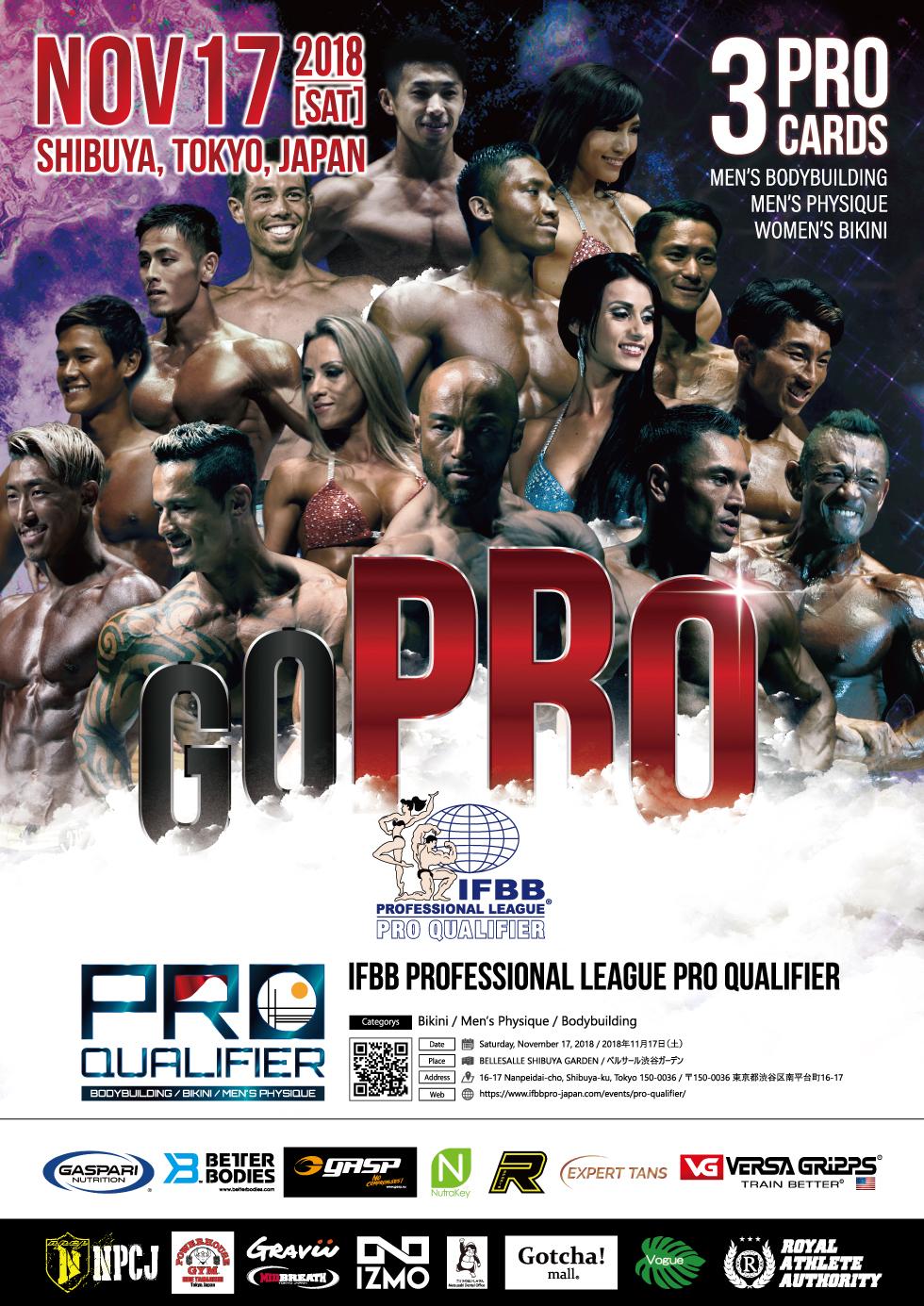 IFBB Professional League pro Qualifier image